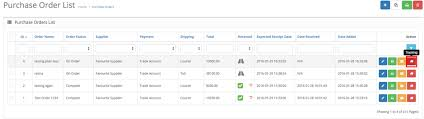 Purchase Order Tracking System Purchase Order Delivery Tracking Arpastart Ecommerce