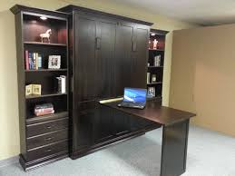 murphy bed desk folds. Murphy Bed W/Folding Desk (Manchester) | Custom Murphy Bed Desk Folds