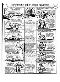 Isometric Exercises Continued Isometric Exercises Martial