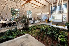 office garden. View In Gallery Hayden Place By The Cunningham Group Architecture Sustainable Office Culver City California 6 Garden