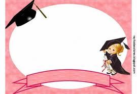 Invitaciones De Graduacion Para Imprimir Tarjetas De Graduacion Gratis Para Imprimir Magdalene