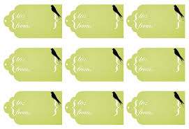 Free Printable Favor Tags 11 Sets Of Free All Occasion Gift Tags
