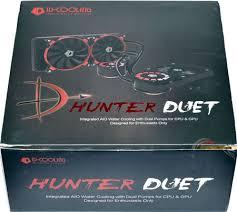 Обзор и тестирование СЖО <b>ID</b>-<b>Cooling</b> Hunter Duet: два в одном