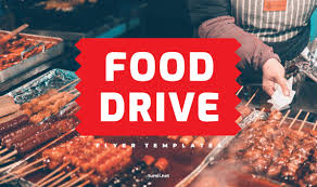 Food Drive Posters Food Drive Flyer Designs Food Drive Poster Templates Tumli