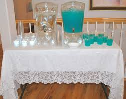 Blue Baby Shower Punch  Recipe  Blue Punch Pink Punch And Baby Blue Punch For Baby Boy Shower