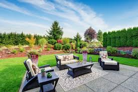 Solve These Common NC Landscaping Issues With Artificial Grass Interesting Backyard Design Landscaping
