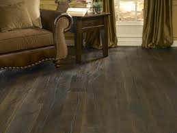 Marvelous Hand Scraped Hardwood Flooring Design Ideas
