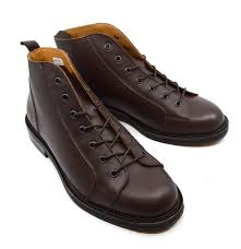 modshoes monkey boots brown leather soled v4 02