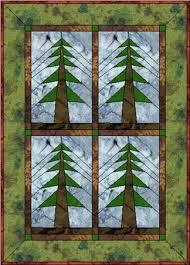 FREE Paper-Piecing Patterns PG3 | QUILTING | Pinterest | Paper ... & Tree quilt pattern Adamdwight.com