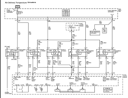chevy trailblazer wd automatic last of vin is heater here is your schematic