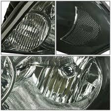 Xenon + 06-12 Chevy Impala / 06-07 Monte Carlo Crystal Headlights ...
