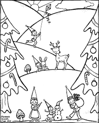 Small Picture Free Winter Coloring Pages To Print Archives Inside Winter