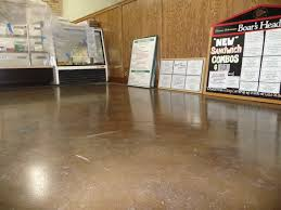 Leveling Kitchen Floor Param 5500 Self Leveling Cement Installed In A Deli In Pennington