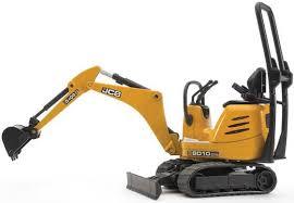 Мини экскаватор <b>Bruder JCB 8010</b> CTS [62-003]: выгодные цены ...