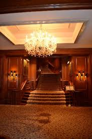 the ritz carlton st louis stunning chandeliers and woodwork