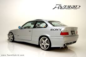 fully custom bmw is e owned by team hybrid president james team hybrid 1996 bmw e36 328is