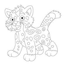 Wubbzys Animal Coloring Book Best Diego And Baby Jaguar Coloring