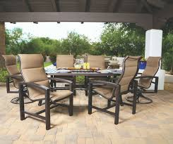 luxurypatio modern rattan tommy bahama outdoor furniture. The Lakeside Padded Sling Collection Combines Simple Rustic Charm With Comfort And Durability Of Aluminum Luxurypatio Modern Rattan Tommy Bahama Outdoor Furniture E