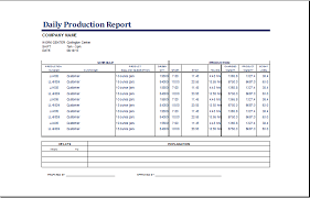 Daily Report Format In Excel Daily Progress Report Template Excel Xls Project Management