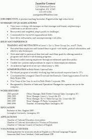 Teenager Resume Resume Templates