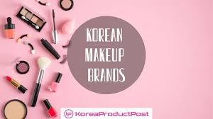 12 best korean makeup brands