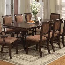 impressive design ideas 7 piece dining table set crown mark louis phillipe seven royal furniture item