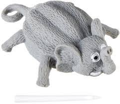 Купить <b>надувной шар Bondibon Чудики</b> Слон Летающие ...