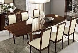 caligula italian white high gloss extending 2m 2 5m dining table
