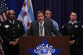 the daily illini social media users must be socially accountable chicago police commander kevin duffin speaks during a news conference jan 5 on