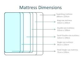 Standard Bed Sizes Us Jeffmap Info