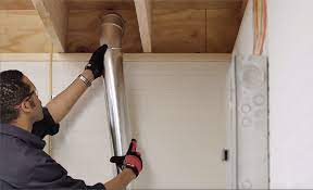 how to install a dryer vent