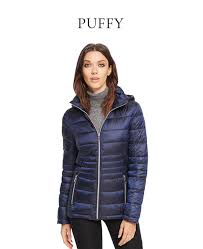 women s puffy jackets