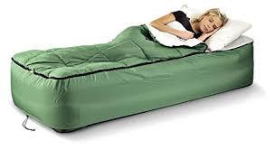 air mattress sleeping bag. Modren Sleeping Guide Gear Twin Air Bed Fitted CoverSleeping Bag For Mattress Sleeping Amazoncom