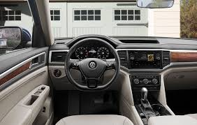 2018 volkswagen atlas interior. perfect 2018 vw atlas intended 2018 volkswagen atlas interior