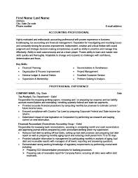 Accountant Resume Adorable Financial Accountant Resume Template Premium Resume Samples Example