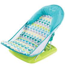 <b>Лежак</b> для купания <b>Summer Infant</b> Deluxe Baby Bather голубой ...