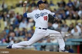 1,333点のDodgers Hiroki Kurodaのストックフォト - Getty Images