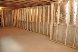 basement walls framing basement walls