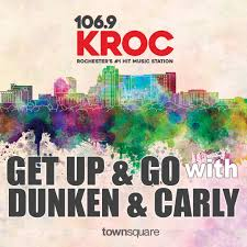 Get Up & Go With Dunken & Carly