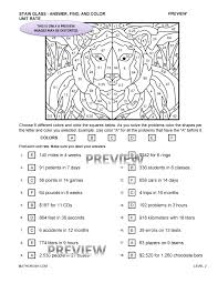 and Proportions worksheets and help pages by Math Crush