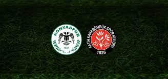 Canlı izle Konyaspor Fatih Karagümrük Bein Sports 1 şifresiz Justin TV  Taraftarium24 canlı maç izle Konya - Karagümrük maçı Selçuk Sports Netspor  izle
