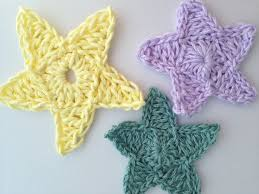 Crochet Star Pattern Classy How To Crochet A Star Simplified