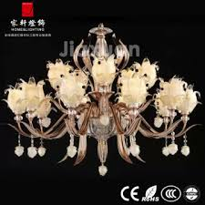 glass material saso ce saa proved chandeliers lights italian