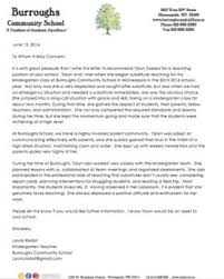 Letter Of Recommendation Coworker Teacher Editable Teacher Letter Of Recommendation From A Colleague