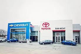 Dan Hecht Chevrolet Toyota начало Facebook