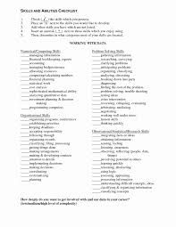 Resume Abilities And Skills Examples Skills And Abilities Resume Examples Awesome Surprising Design Ideas 23
