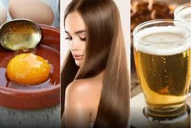 Güçlü ve Bakımlı Saçlar İçin Yumurta ve Bira Maskesi | Ayna Söyle Bana