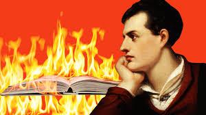 The Burning Of Lord Byron S Salacious Memoirs