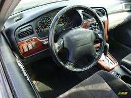 Gray Moquette Interior 2004 Subaru Legacy L Wagon Photo #40153357 ...