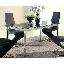 black glass dining tables extendable glass dining table extendable glass dining table in chrome black glass black glass dining tables